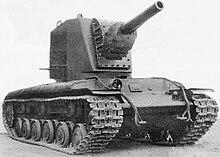 Описание фильма: КВ-1 (Клим Ворошилов) - советский тяжёлый танк...