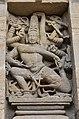 Kailasanatha Temple, dedicated to Shiva, Pallavve period, early 7th century, Kanchipuram (42) (36748264874).jpg