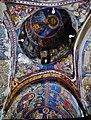 Kakopetria Kirche Agios Nikolaos tis Stegis Innen Kuppel & Gewölbe 2.jpg