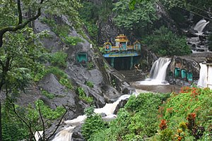 Kalhatti Falls - Image: Kallatagiri 1