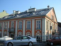 Kamienica. Kraków ul. Józefińska 2 3.jpg