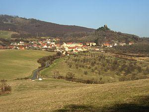 Kamýk (Litoměřice District)
