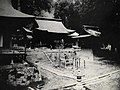 Kanazakura shrine 1912.jpg
