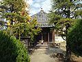 Kannondo Hall in Tsubahara, Yanagawa, Fukuoka.JPG