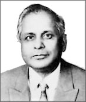 SAARC Secretary General - Image: Kant Kishore Bhargaval