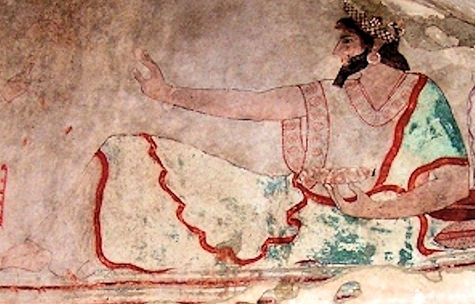 Karaburun Elmali dignitary 470 BCE