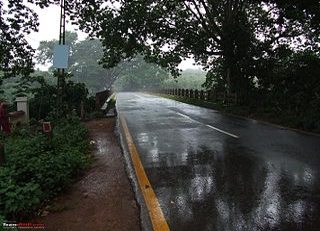 Chungathara village in Kerala, India
