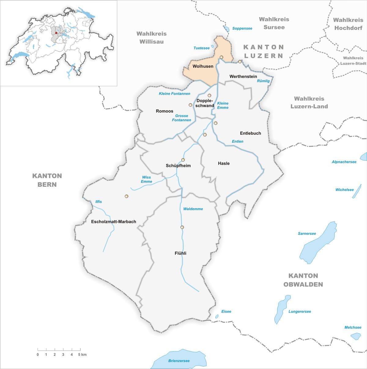 Wolhusen – Wikipedia
