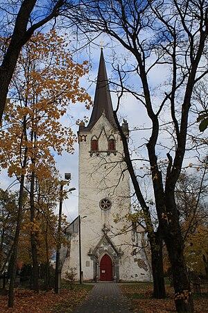 Keila - Keila church