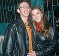 Kelly Kline, Richard Kline at LA Direct Model's Party 1.jpg