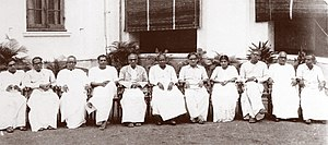 K. R. Gowri Amma - Council of Ministers (1957 - 59)