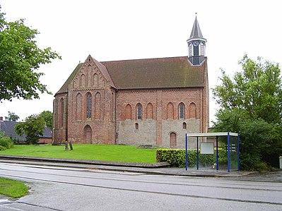 De kerk van Holwierde