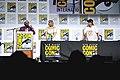 Kevin Smith, Harley Quinn Smith & Jason Mewes (48477076011).jpg