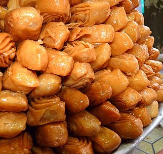 Bhojpuri cuisine - Khaja
