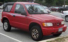 My 2002 Kia Sportage Convertible Us