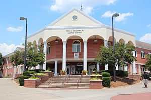 Morehouse College - Kilgore Campus Center.