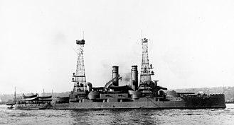 Greek battleship Kilkis - Image: Kilkis 2