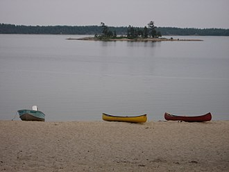 Parry Sound - View from Killbear Provincial Park