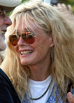 Kim Carnes with Mike MacDonald (cropped).jpg