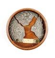 Kinesiska bronsfragment - Hallwylska museet - 98663.tif