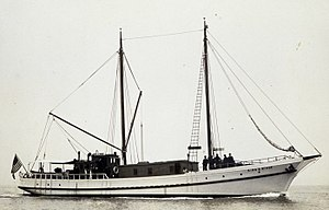 King and Winge Shipbuilding Company - Image: King & Winge 1916 C&GS