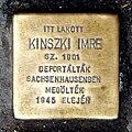 Kinszki I stolperstein Bp14 Róna121.jpg