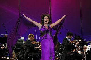 Angelika Kirchschlager Austrian singer