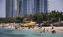 Iran-Tourism-Kish beach 02