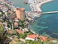 Kizil Kule (Red Tower) 13 century - panoramio.jpg