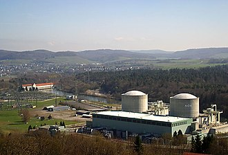 Beznau Nuclear Power Plant - Beznau Nuclear Power Plant