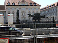 Klagenfurt Baustelle Neuer Platz Lindwurm 16082007 02.jpg