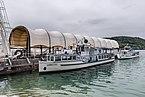 Klagenfurt Sankt Martin Friedelstrand 3 Schiffswerft MS Loretto und MS Lorelei 08052017 8271.jpg