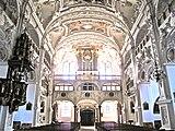 Kloster Benediktbeuern Klosterkirche Stankt Benedikt innen 9.jpg
