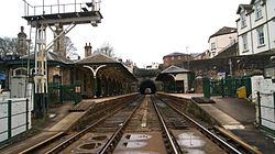 Knaresborough railway station (19th March 2013) 010.JPG