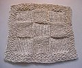 Knitting basketweave stitch (unblocked).jpg