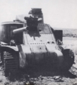 Knocked-out M3 Medium Tank in the desert.png