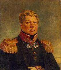 Portrait of Fyodor Ye. Knipper (1767/68-1850)