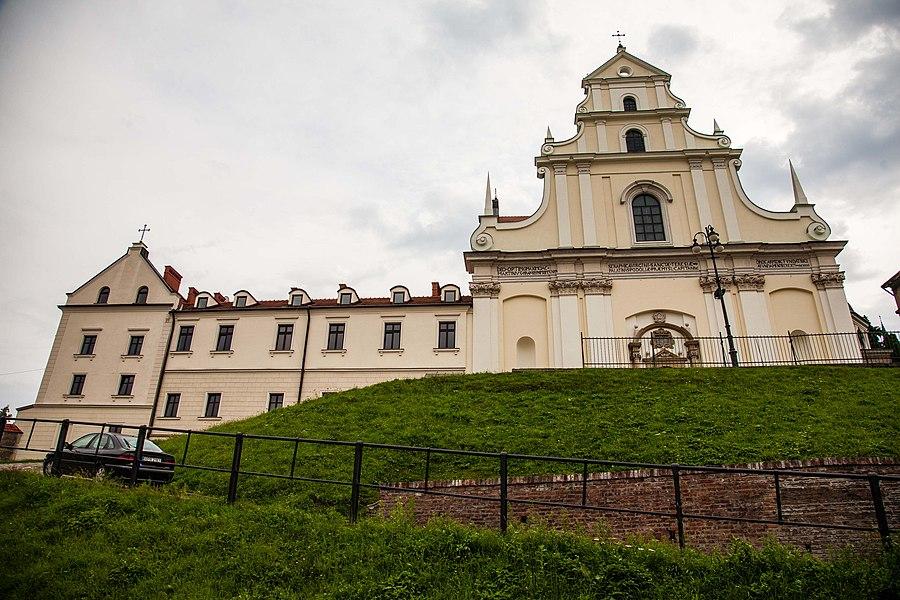Carmelite Church, Przemyśl