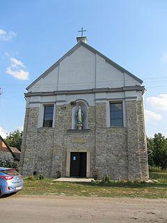 Okopy, Ternopil Oblast Village in Ternopil, Ukraine