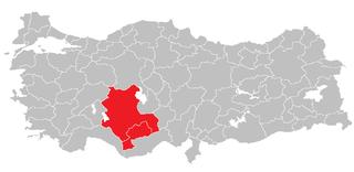 Konya Subregion Subregion in West Anatolia, Turkey