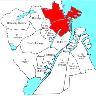 district of Copenhagen