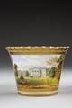 Kopp med fat. Detalj - Hallwylska museet - 87164.tif