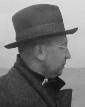 Walther Kossel - Walther Kossel (1928)