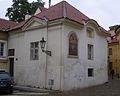 Kostnice a kaple Nejsvětější Trojice (Staré Město), Praha 1, Haštalské nám. 6, Staré Město.JPG