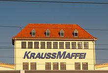 Aktie Krauss Maffei