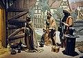 Krippenmuseum Oberstadion Krippe aus Aachen c1850 06.jpg