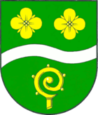 Coat of arms of the municipality of Krummbek