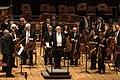 Krzysztof Penderecki dirigió a la Orquesta Sinfónica Nacional (28795460233).jpg