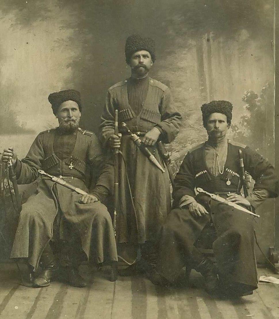 Kubanskie Kazaki