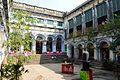 Kundu Chaudhury Mansion with Courtyard - Mahiari - Howrah 2014-11-09 0438.JPG